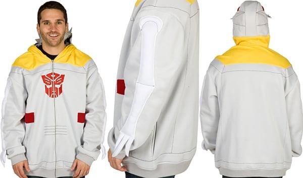 transformers grimlock hoodie 2
