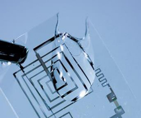 Transient Electronics: This Gadget Will Self-Destruct