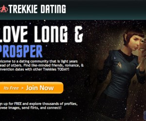 Trekkie Dating Website Hooks Up Trekkies With their Soulmates