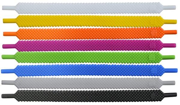 unlace cable management kickstarter silicone