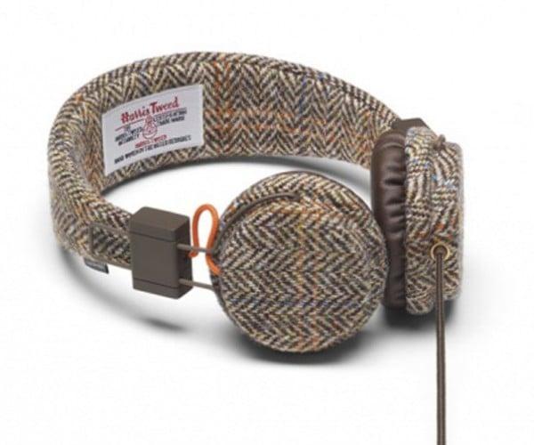 Urbanears Plattan Tweed Headphones: The Retro Executive Headphones