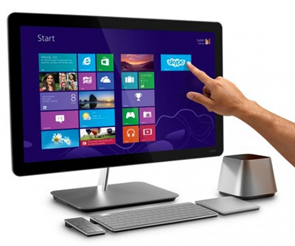 Vizio AIO PCs Get Touchscreen Upgrade for Windows 8