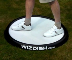 WizDish Lets You Walk (Er, Shuffle) Through Your Favorite Games