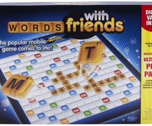 words with friends board game 300x250