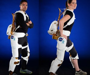 X1 Robotic Exoskeleton Helps Astronauts Exercise and Could Benefit Paraplegics on Earth