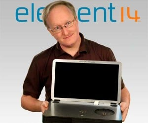 Ben Heck Shows You How to Build an Xbox 360 Laptop