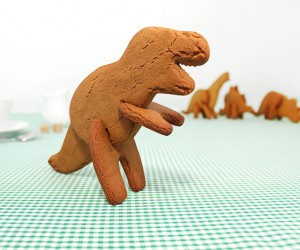 Bake Some 3D Dinosaur Cookies: Jurassic Snack
