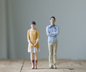 Omote 3D Photo Booth Churns out Miniature Models of Yourself Instead of Pictures
