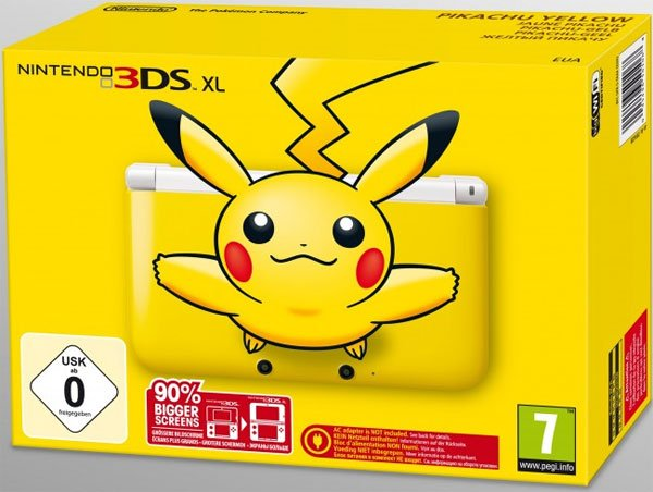 3ds pika
