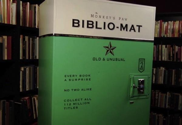 Bibliomat