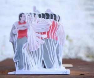 Rogier Wieland's Amazing Cardboard Cutout Animations