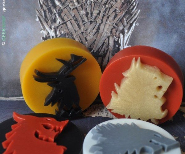Game of Thrones Soap: Hygiene is Coming