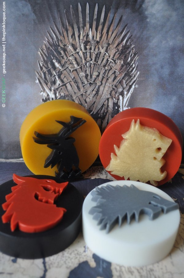 Game of Thrones soap