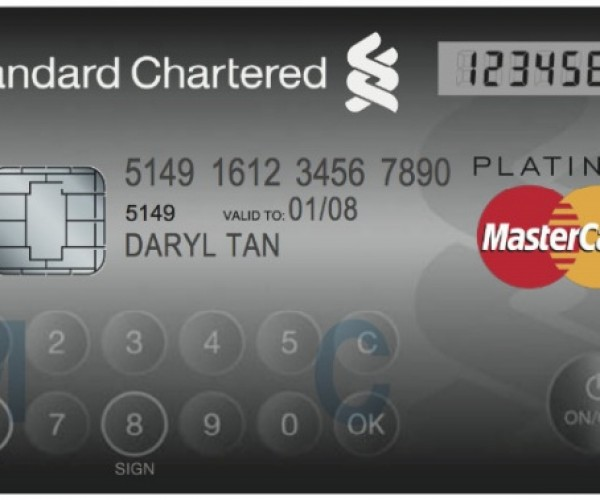 Credit Cards of the Future Will Have Buttons and an LCD Screen