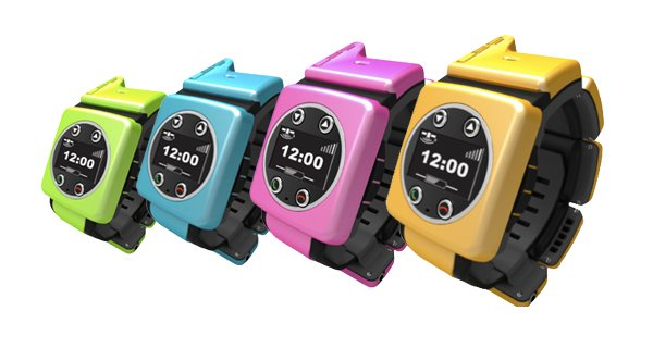 Leo GPS wristwatch