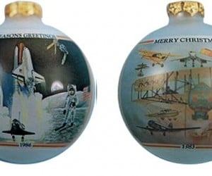 Ready for Takeoff? These Aviation Christmas Ornaments Will Make Your Tree Look Fly