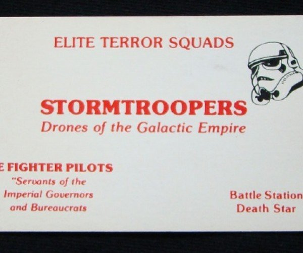 Star Wars Business Cards5
