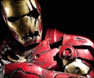 I am… Zombie Iron Man