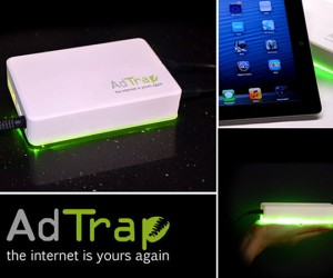 AdTrap: Adblock in a Box