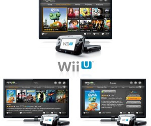 Amazon Instant Video App Hits Nintendo Wii U