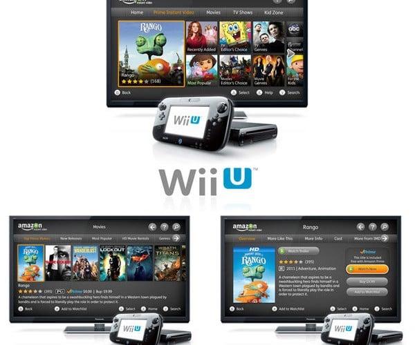 Amazon Instant Video App Hits Nintendo Wii U