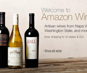 Amazon Wine Ships Hooch to Your Doorstep