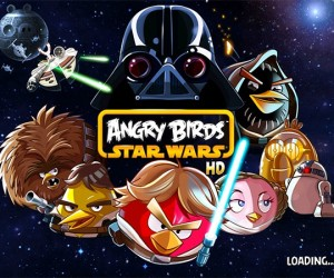 Angry Birds Star Wars Looks out-of-this-World and Jedi-riffic