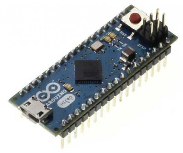 Arduino Launches Tiny New Arduino Micro Board