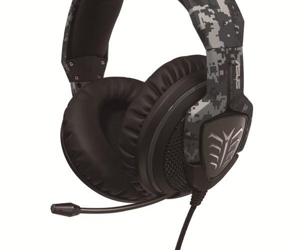 ASUS Echelon Camo Edition Gaming Headset: Not Exactly Invisible