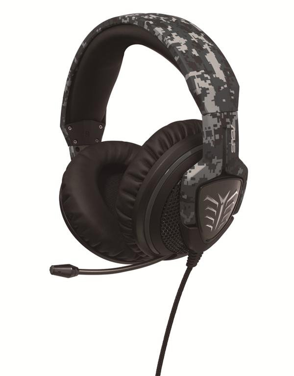 asus echelon cam edition gaming headset mic video games