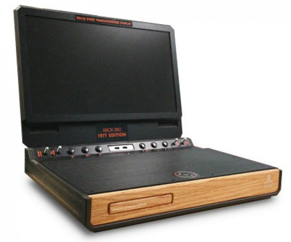 Atari Giving Away Xbox 360 Portable That Looks Like an Atari 2600