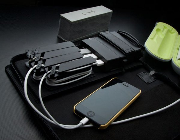 aviiq portable charging station battery ios ipad iphone ipod