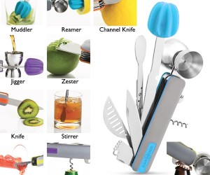 The Bar10der is a Tool that Every Mixologist Should Have