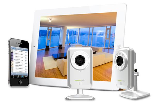 belkin netcam webcam security night vision motion sensor