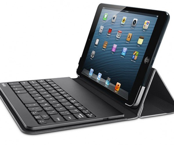 Belkin iPad Mini Keyboard Case: You Knew It Was Coming