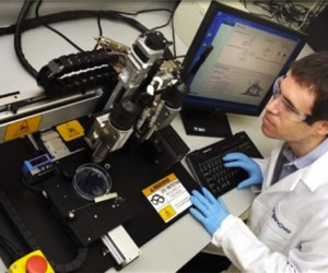 Bioprinting Uses 3D Printers to Make Living Tissue: Frankenstein 2.0