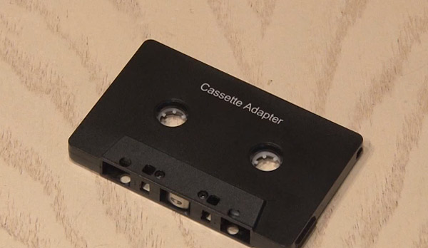 bluetooth cassette adapter 2