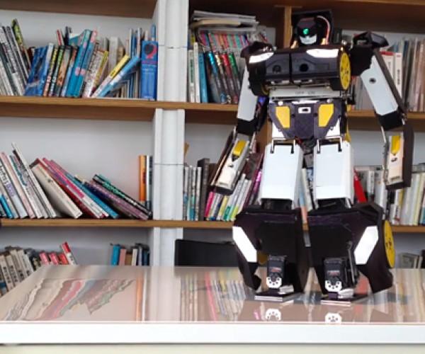 Brave Robotics Transforming Robot Car Rolls out