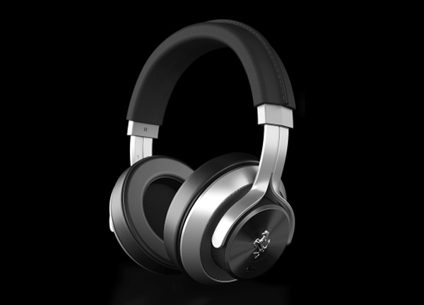ferrari logic3 headphones cavallino over ear