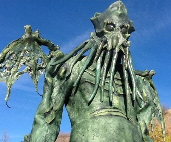 Cthulhu Bodysuit Will Have You Running in Sheer Terror