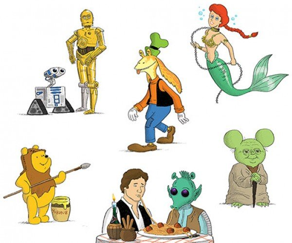 How Disney Might Update Star Wars Characters