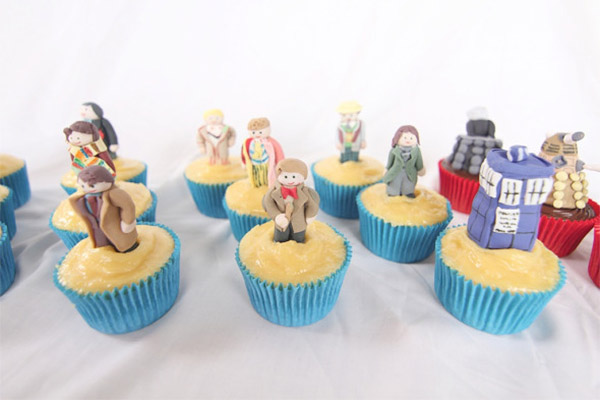 doctor who cupcakes 2