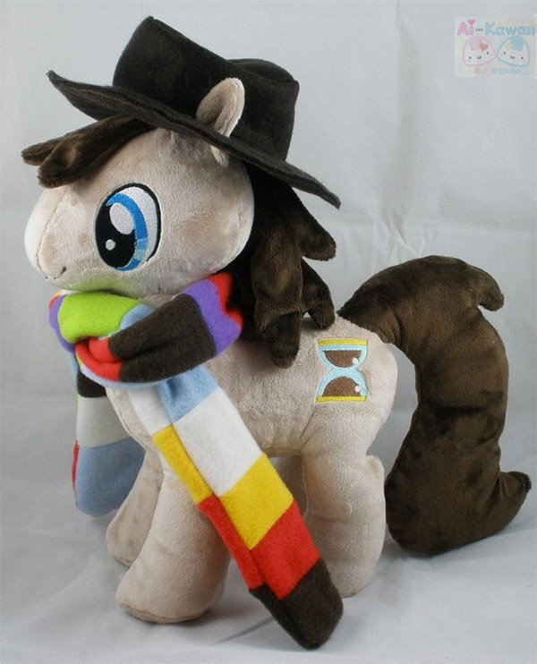 doctor who little pony