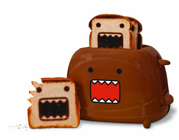 domo toaster nhk mascot