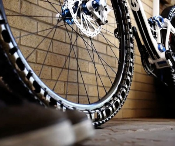 ERW Airless Bicycle Tires: Never Get A Flat Again