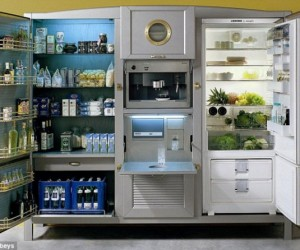 $40,500 Refrigerator Is Fit for Jabba the Hutt