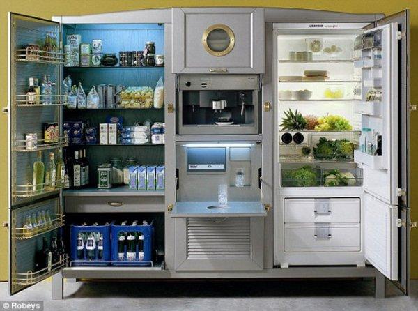 expensive refrigerator