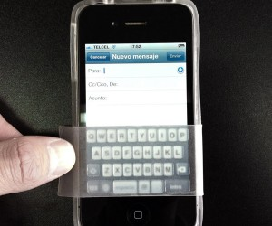 FlipType iPhone Case Adds a Tactile Keyboard on the Cheap