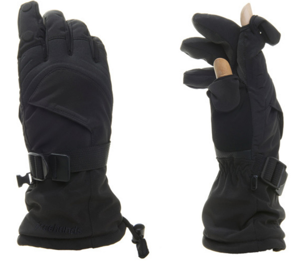 freehands iphone glove smartphone ski snowboard winter