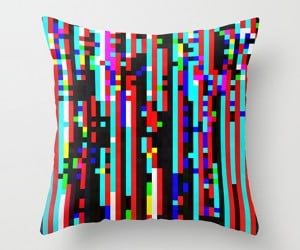 glitch throw pillows by benjamin berg 2 300x250